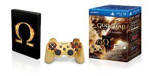 God of War Ascension Edición con DualShock