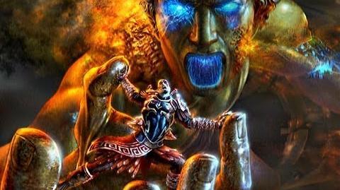 God of War 2-Boss 11-Clotho