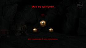 Ojo de Gorgona en God of War III