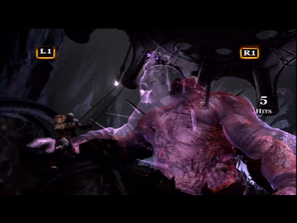 Hades God Of War 3 Face