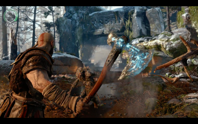 File:God of War (PS4) - New Weapon.png