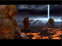Titani grande guerra