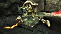 Minotauro Comun vs Kratos