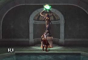 Fates Statue