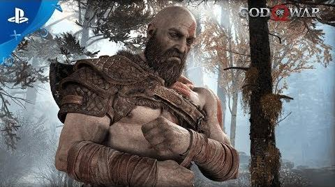 God of War - Trailer em Português PS4