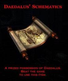Daedalus'Schematics