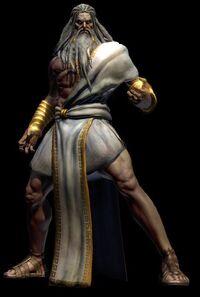 Zeus el gobernante del mundo