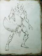 Draugr escudo códice