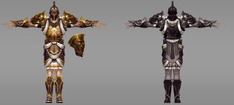 Avatar Armor Set vAthena2