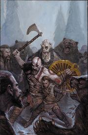 God of War (Dark Horse Comics) 2