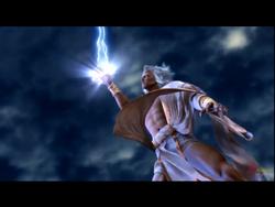 Zeus Gran Guerra GOW2
