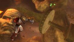 Atlas vs Kratos
