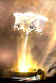 Godly Hammer of Zeus