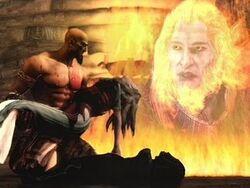Kratos ares muerte