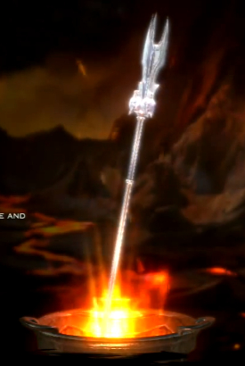 Godly Spear of Ares