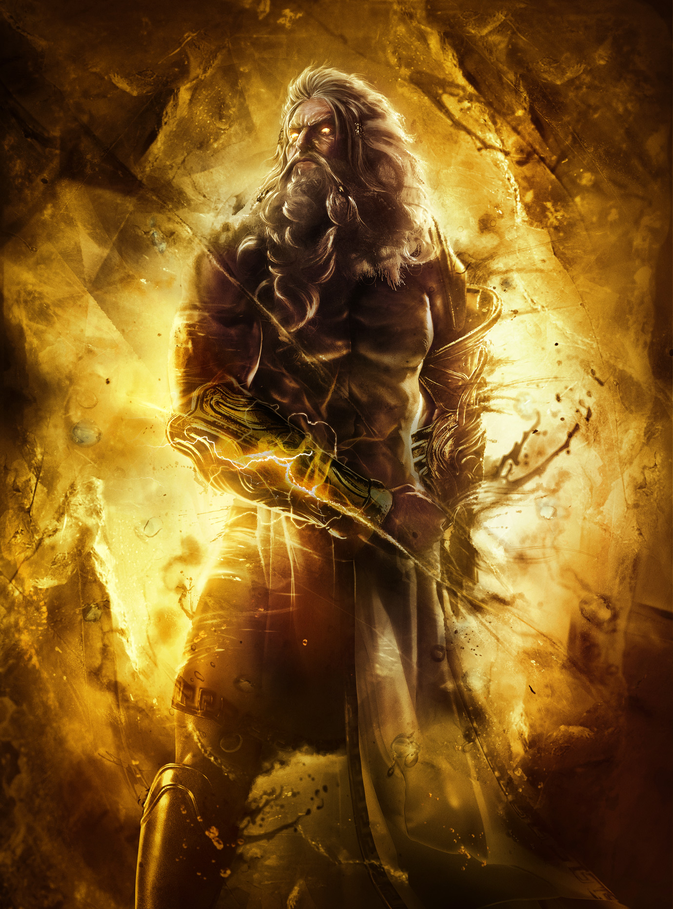 Younger titan Kratos: mythology and its place in it 57