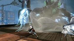 Kratos contra Skorpius