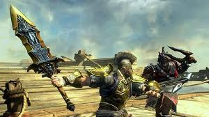 Multiplayer God of War Ascension (trojans)