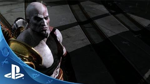 God of War 3 Remastered - Announce Trailer PS4