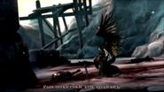 God of War Ghost of Sparta Erinys Boss Fight PS3 (1080p 60fps) 0-50 screenshot