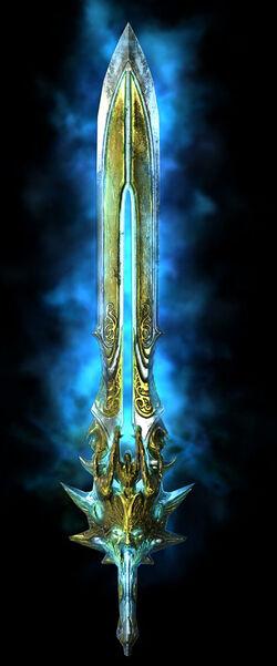Espada del Olimpo