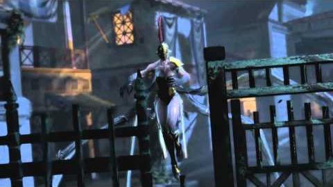 God Of War Ascension Furies trailer. PAX Prime 2012