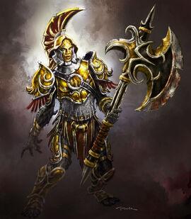 Legionario del Olimpo