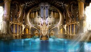 Templo de los Hados