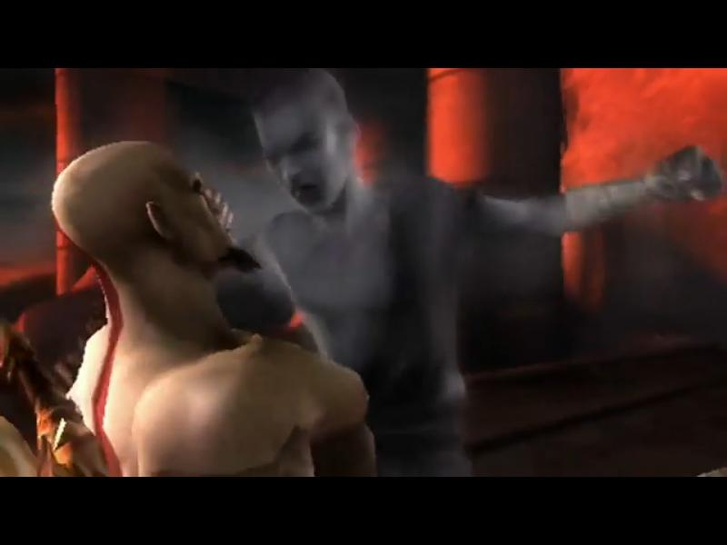 Kratos' Geist