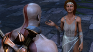Oracle of Athens Thanks Kratos