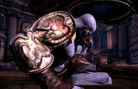 Vellocino de Oro en God of War III