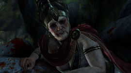 Alétheia en God of War Ascension