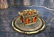 Caja de pandora en god of war