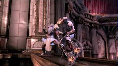 God of War Saga Collection trailer (2012) Kratos-0