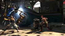 God of War Ascension Multijugador 1