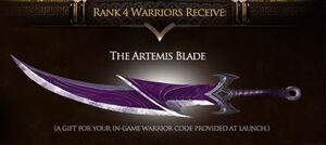 Artemis Blade