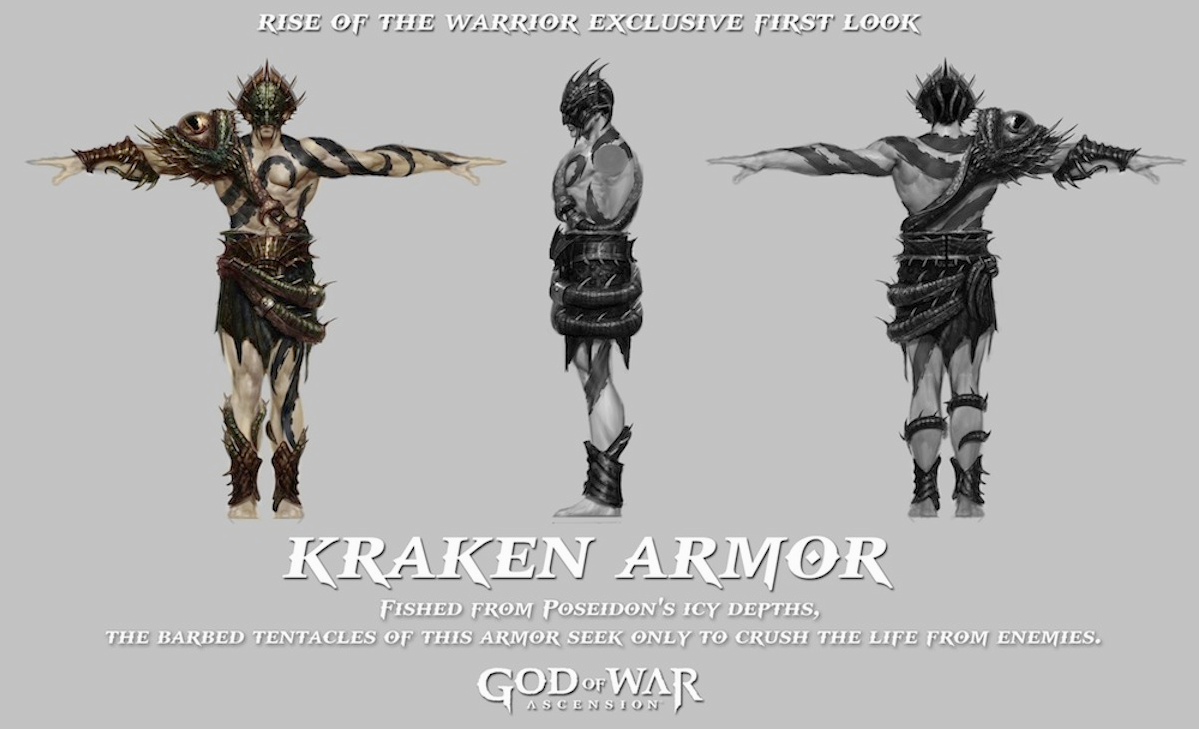 New Game Plus Greek Ares Armor – HD Wallpapers