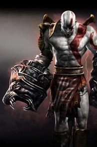 Kratos w/ Nemean Cestus