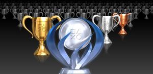 Trofeos Playstation 3