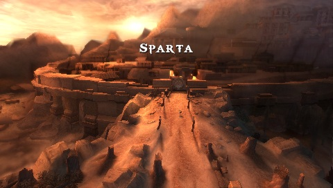 City of Sparta - Ghost of Sparta
