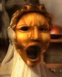 Charons Maske