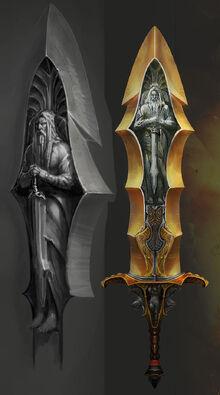 Espada de Zeus