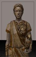Estatua de Atenea 2 (GOW2)