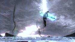 Kratos libera el poder de la Esperanza