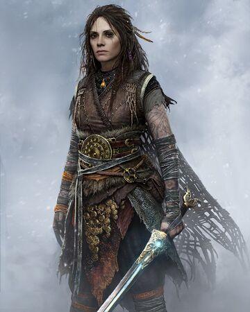 Freya God Of War Wiki Fandom