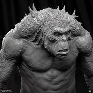 Ogre 3D Model 2