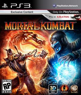 Portada Mortal Kombat 9