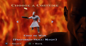 Chef of War