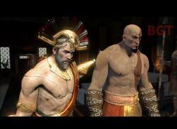 King Sparta