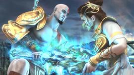 Kratos mata a Atenea